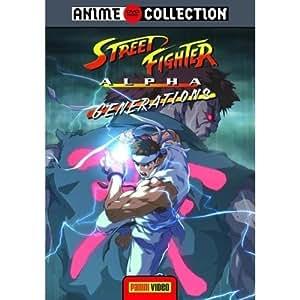 Street Fighter - Alpha Generation