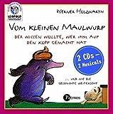 Vom kleinen Maulwurf, der wissen wollte, wer ihm auf den Kopf gemacht hat - 2 CDs (Patmos /Schwanni / Tonträger) - Werner Holzwarth