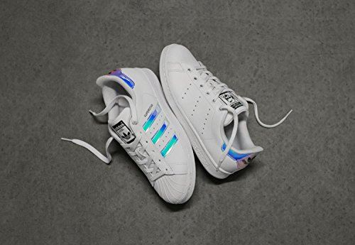 low priced 8a6f3 e070c 51W HwEdViL - adidas Originals Superstar BB2872, Sneakers Unisex - Bambini