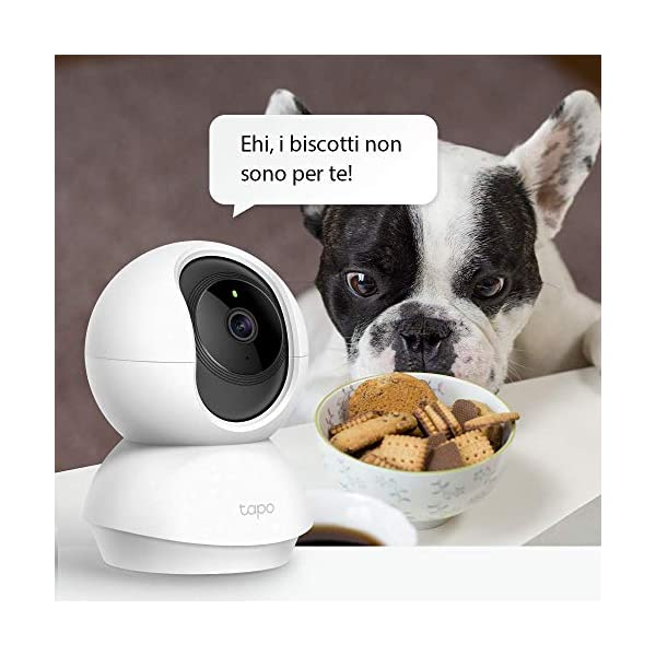 TP-Link-Telecamere-Wi-Fi-Tapo-C200-1080p-Visione-Notturna