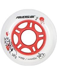 Powerslide Kids 4 roues de roller enfant Laiteux