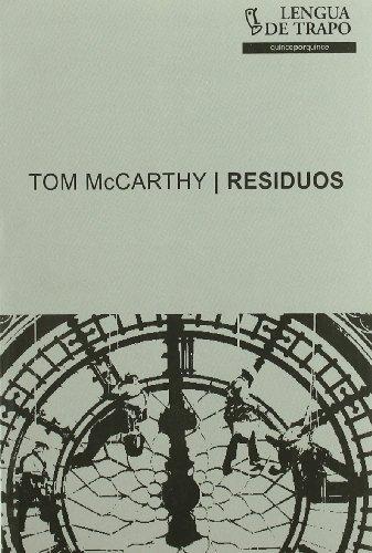Residuos (QxQ) por Tom McCarthy