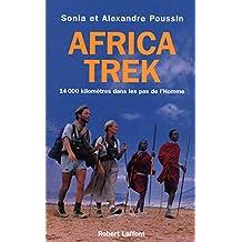 Africa Trek, tome 1 : Dans les pas de l'homme