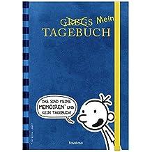 Gregs (Mein) Tagebuch (blau) (Gregs Tagebuch)