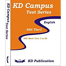 KD Campus Test Series tier -1 vol -2 English