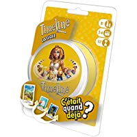 Asmodee - Timeline  TIME01FR, Jeu d'ambiance, Taille Unique