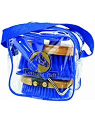 Cottage Craft Kids Grooming Kit - Royal Blue, One Size