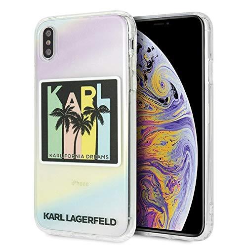 Karl Lagerfeld - Karlifornia Dreams Palms - Apple iPhone Xr, Sie erhalten 1 Stück (Neuware)