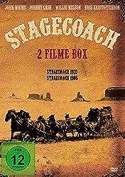 Stagecoach Double Feature (2 Filme)