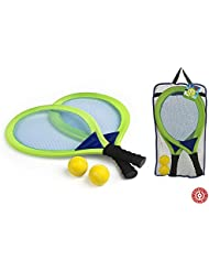 Set 2 Raquetas Tenis Red 52cm