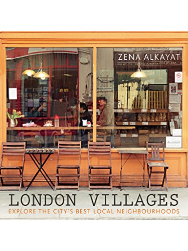 London Villages (London Guides) (English Edition) - Garten-track