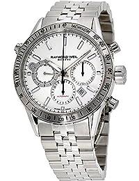 Raymond Weil Freelancer Reloj de hombre automático 44mm 7740-ST-30001