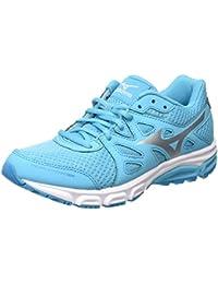 Mizuno Synchro Md, Chaussures de Running Compétition Femme
