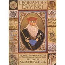Leonardo Da Vinci: A Pop-up Book