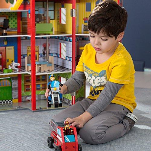 Puppenhaus für Jungen: KidKraft Helden des Alltags - 10