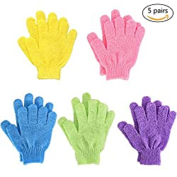 Bath Gloves Shower Gloves...