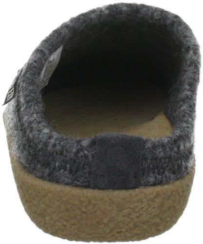 Giesswein Veitsch, Pantofole Unisex – Adulto Grigio (Anthrazit)