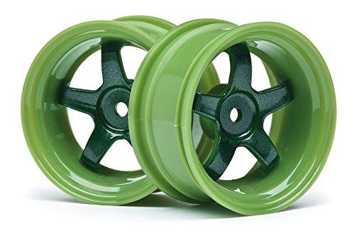 Rtr Sprint Sport 2 (HPI Racing H111091 - Work Meister S1 Felge, 6 mm Offset, 2 Stück, grün)