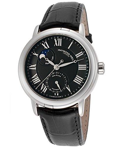 raymond-weil-2839-stc-00209-orologio-da-polso-materiale-sintetico-colore-nero