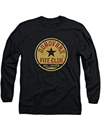 Ray Donovan Fite Club camiseta de manga larga para hombre
