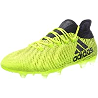 Adidas X 17.2 FG, Botas de Fútbol para Hombre