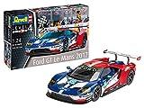 Revell 07041 12 Modellbausatz Ford GT-Le Mans im Maßstab 1:24, Level 4