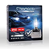 2x D1S 35W 85V 6000K Diamond Vision HID Bi Xenon Brenner Whitevision White Weiß Super Extrem Hell Laser Kit Nightbreaker Extreme Vision Ultra Blue Hyper Duobox Gasentladungslampe PK32d-2