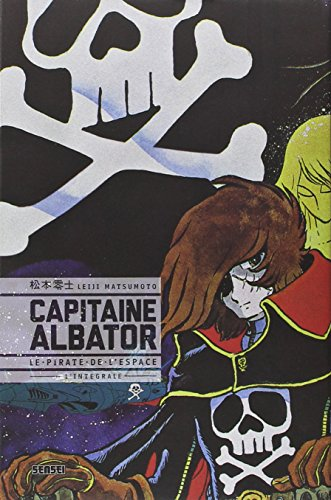 Intégrale Capitaine Albator le pirate d...