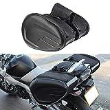 dianhai306 Caja de Motocicleta Bolsa alforjas Moto Mochila Moto Impermeable Bolsa de Motocicleta de...