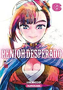 Renjoh Desperado Edition simple Tome 6