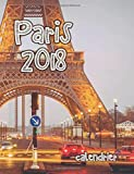 Paris 2018 Calendrier (Edition France)