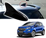 #3: Auto Pearl - Premium Quality Black Shark Fin Replacement Signal Receiver Antenna For - Ford Ecosport 2017