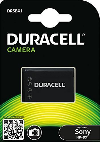 Duracell DRSBX1 Li-Ion Kamera Ersetzt Akku für NP-BX1