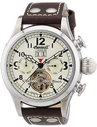 Ingersoll Herren-Armbanduhr BisonN0.18 Analog Automatik IN4506CH