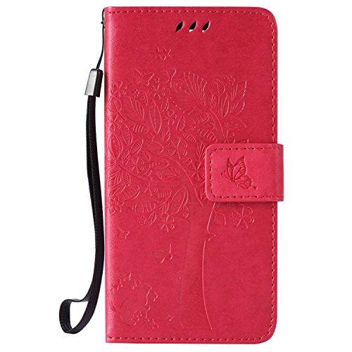 Meet de Chat et arbre gaufrage pour LG G3s / LG G3 Mini (5 Zoll) Soft TPU, LG G3s / LG G3 Mini (5 Zoll) Protection Etui Souple Flexible Coque TPU Silicone Soft Case,Housse / Case pour LG G3s / LG G3 Mini (5 Zoll), Doux Silicone Bumper Case Cover Case Housse de Protection Etui Portefeuille Case pour LG G3s / LG G3 Mini (5 Zoll) (Rose?