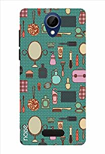 Noise Tool Kit For Girls Printed Cover for Gionee Marathon M4