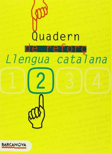 Quadern de reforç de llengua catalana 2 (Materials Educatius - Eso - Llengua Catalana) - 9788448917159
