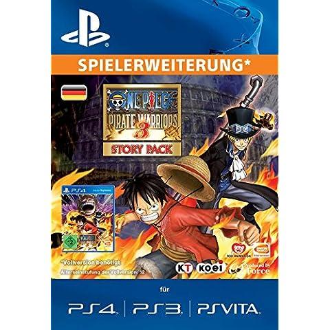 One Piece Pirate Warriors 3 - Story Pack [Spielerweiterung] [PS4 PS3 PS Vita PSN Code - deutsches