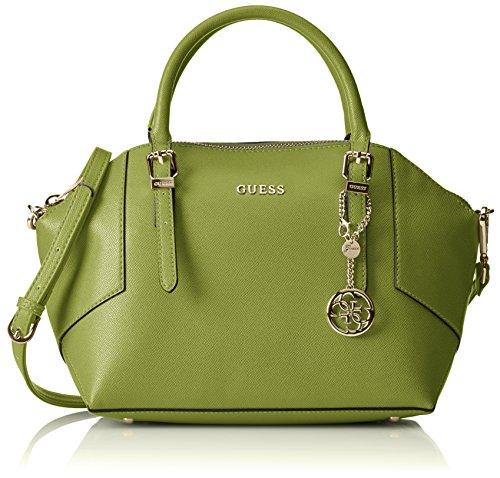 GUESS Donna Hwisab P6309 Borsa Verde Size: U