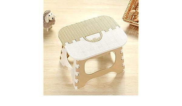 Klappbarer Tritthocker Leichter Tritthocker Mini Cartoon Safe Stool Für Kinder