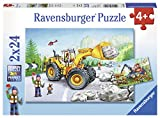 Ravensburger Puzzle 07802 - Bagger und Waldtraktor