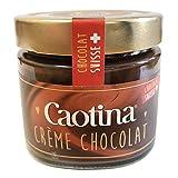 Caotina Crème Chocolat Brotaufstrich 300 g / Schokocreme / Schokoaufstrich / Schweizer Schokolade