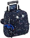 Kipling - WHEELY - Wheelded School Bag - Galaxy Party - (Print)