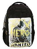 Best batman Kids Backpacks - Simba Black Children's Backpack (BTS-4004) Review