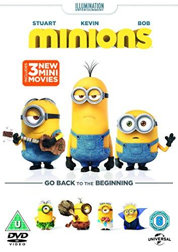 Preisvergleich Produktbild Minions [DVD] UK-Import,  Sprache: Englisch.