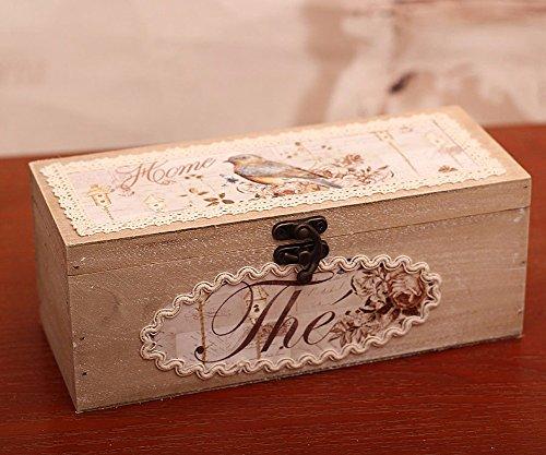 SSBY In stile americano in legno rustico attaccato busange vasellame collezione Varna - Antichi Da Collezione Delle Fotografie