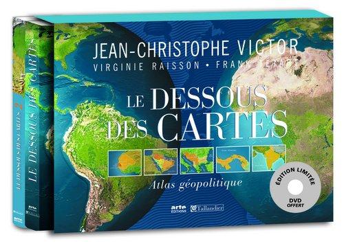 Le Dessous des Cartes : Coffret en 2 volumes : Atlas géopolitique ; Atlas d'un monde qui change (1DVD)