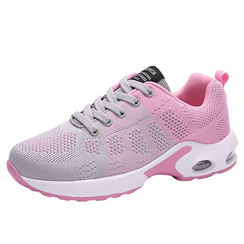 Zapatillas Deporte Respirable Correr Deportes Zapatos