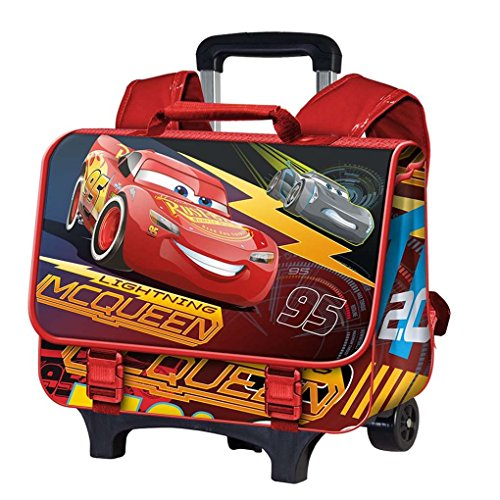 CARS 3-32494 - Cartable Trolley Roulettes