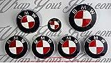 Weiß& Drache Rot Metall Feurig Glänzend Abzeichen Emblem 3M 1080 Vinyl Überzug Aufkleber Bezüge für BMW Haube Koffer Felgen Räder für Alle Serie 1, 2, 3, 4, 5, 6, 7, X1, X2,X3,X4, X5,X6,Z1, Z3,Z4,Z8,